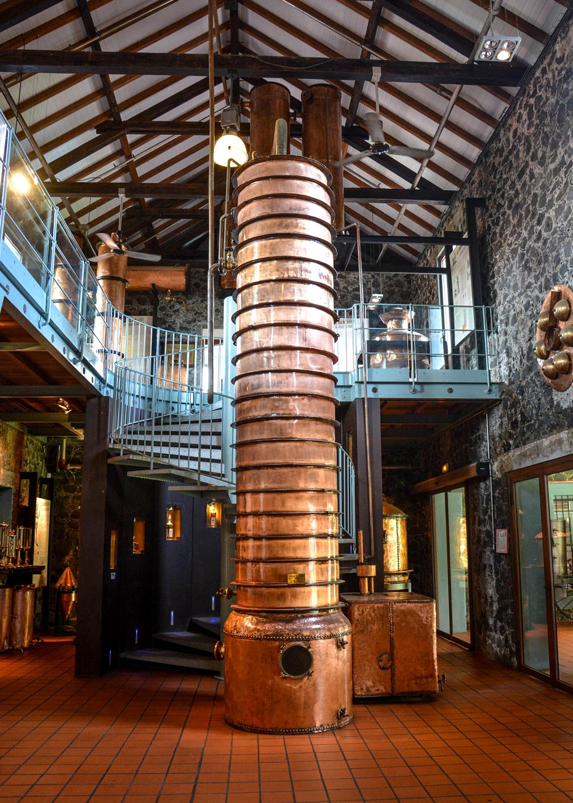 Saint James - Creole Column