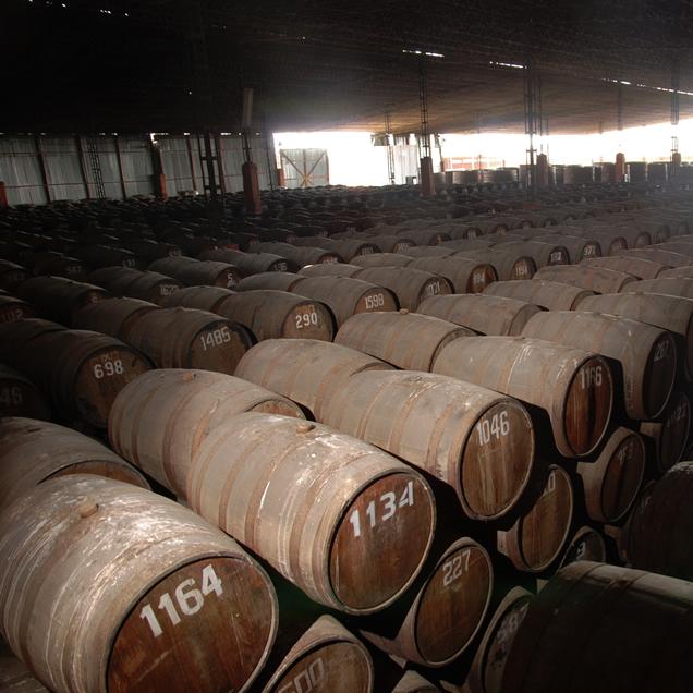 Millonario barrels