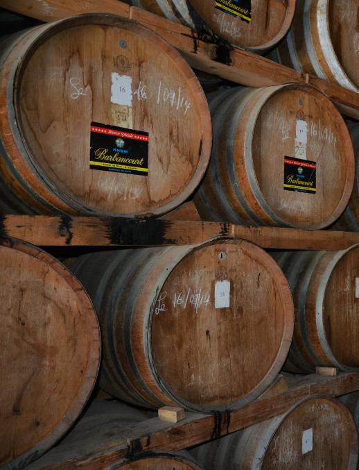 Barbancourt Distillery