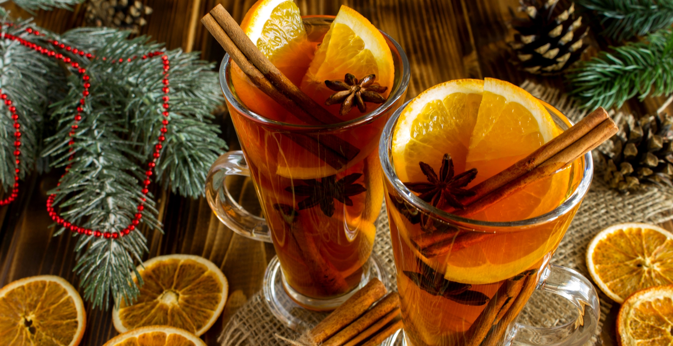 Want to get warm? Try a Grog (rum hot toddy)