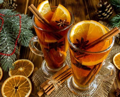 Winter rum