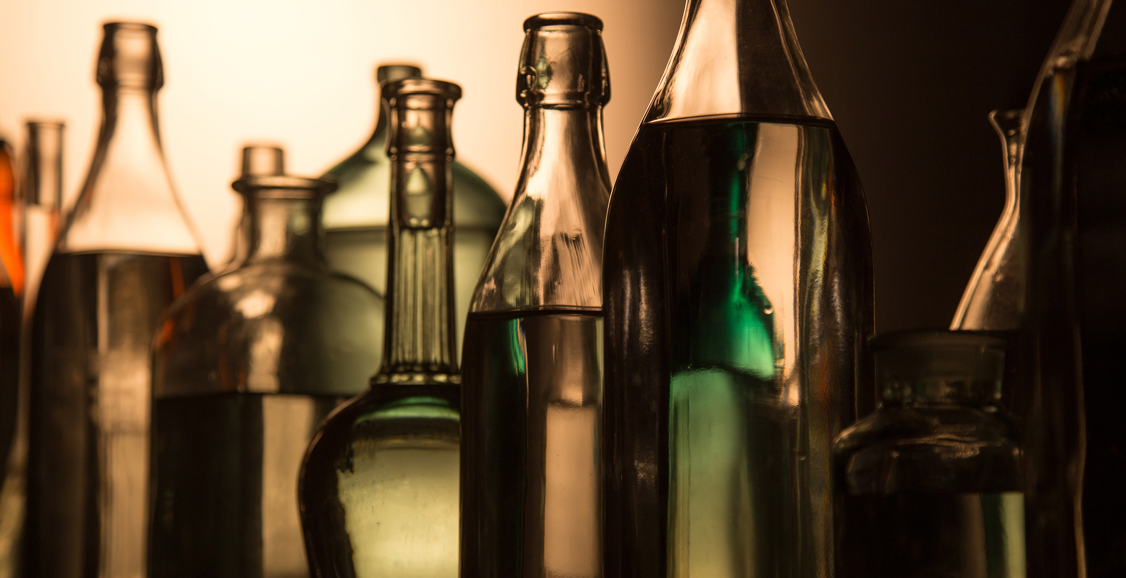 Storing and preserving rum